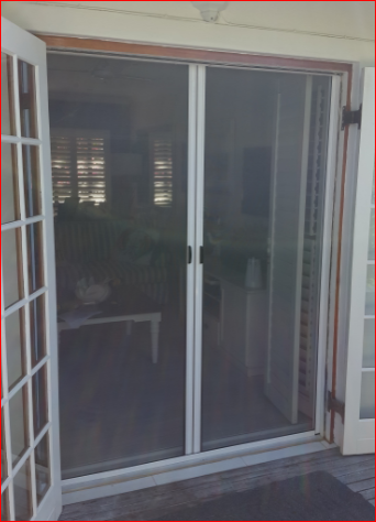 Rollscreen Doors